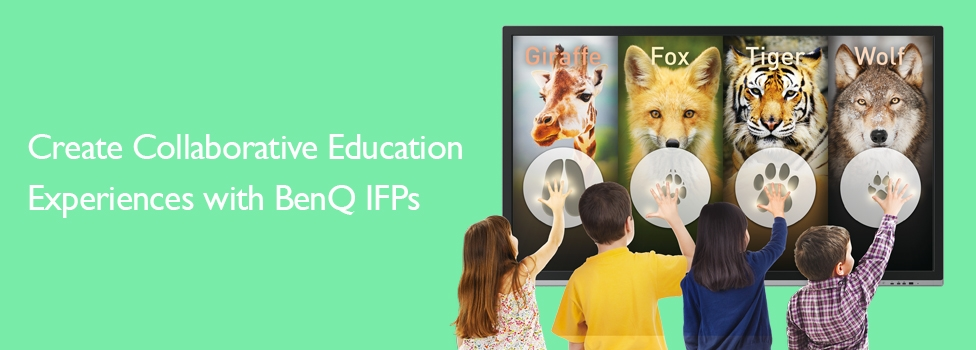 BenQ IFP Education