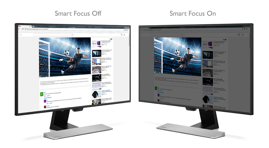 BenQ EW2770QC Smart Focus