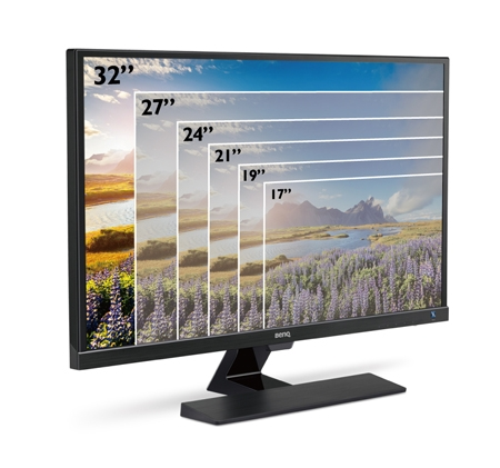 "BenQ EW3270ZL 32"" Screen"