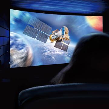 BenQ EX3200R Cinema Mode