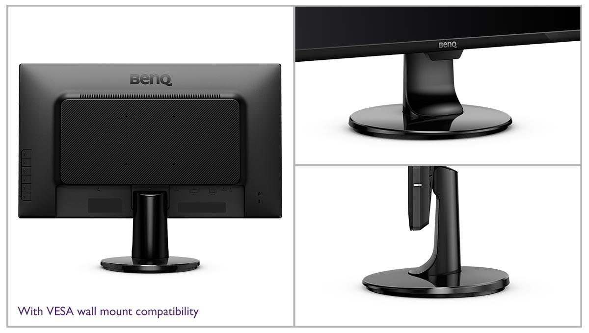 BenQ BL2460BH Design