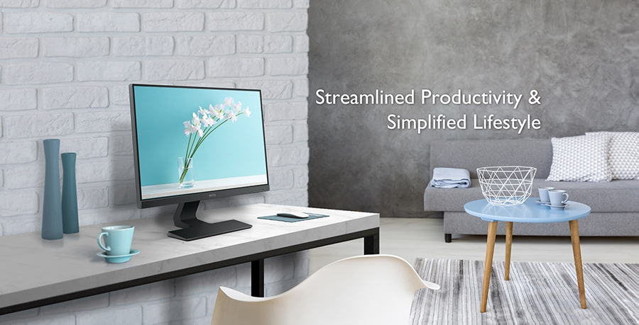 BenQ GL2580H Streamlined Productivity