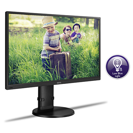 BenQ GL2706PQ Low blue light technology