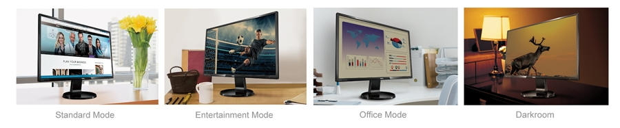 GW2760HL Display modes