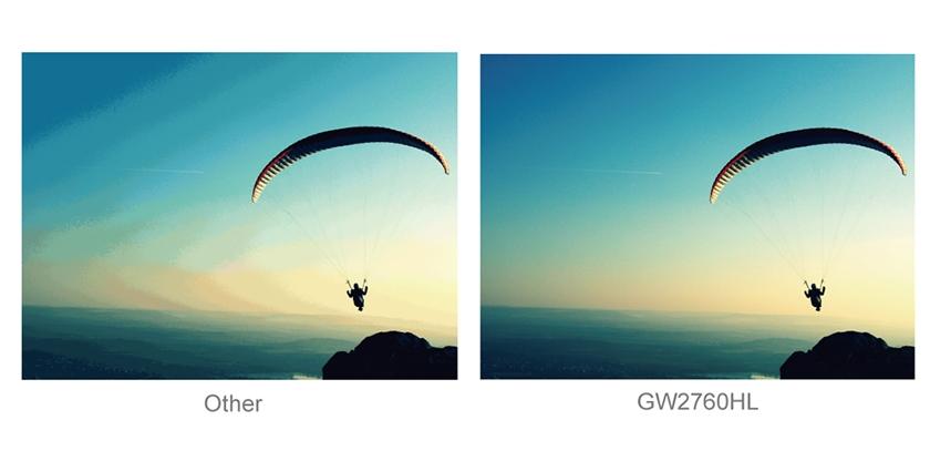 GW2760HL 8-bit Display