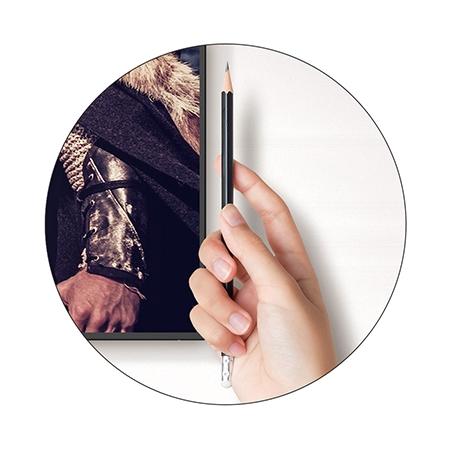 BenQ GW2280 Ultra Slim Bezel Design