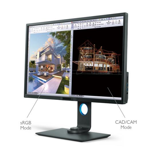 BenQ PD3200U DualView