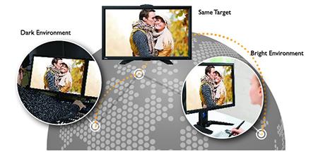 BenQ PV270 Color Display Clone