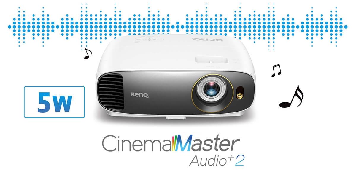 HT2550 CinemaMaster Audio+ 2