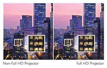 BenQ MH733 1080p Full HD