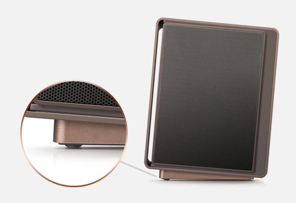 BenQ treVolo 2 Optimized Shock Absorption Design