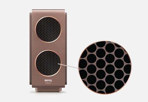 BenQ treVolo 2 Optimized Air Mechanics
