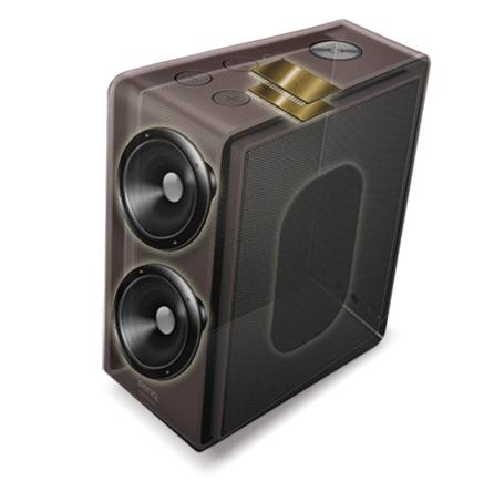 BenQ treVolo 2 Speakers & Quad Amplified Design