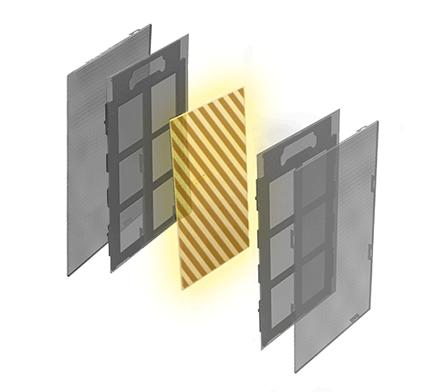 BenQ treVolo 2 Electrostatic Technology